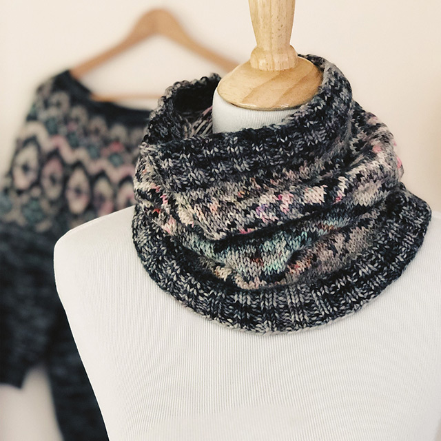 Sturgill Cowl by Caitlin Hunter