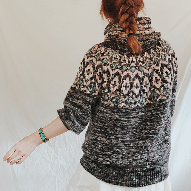 Sturgill Sweater by Caitlin Hunter