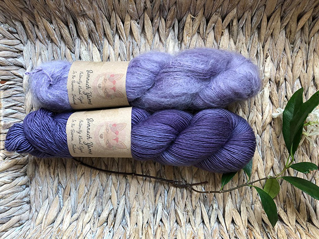 Sionnach Yarns : Single & Kid Mohair